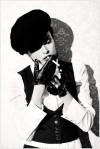 Bayan Avatarlar Siyah Beyaz (85)